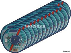 Trennscheibe VPE 25 Stk. für Tiefenschleifer I-9315 Trennscheibe 100x1,0x10mm