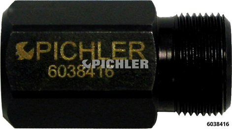 Adapter M17x1:M14 für Einspritzdüsen Auszieher