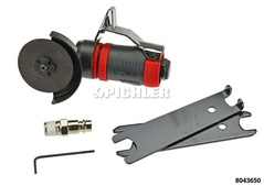 Pneumatic Angle Grinder MINI-FLEX for grinding and cutting