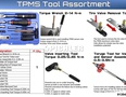 TPMS Sensor Installation Tool Set 10 pc