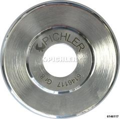Druckstück Gr.8 - 80 mm zu Druckstücksatz
