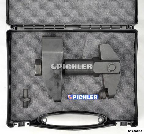 Querlenker-Klemmschrauben Ausdrückwerkzeug ohne fetthydraulik Spindel