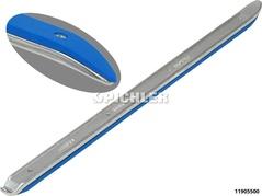 """Levier de montage """"K"""" 500 mm de long avec protection plastique"""