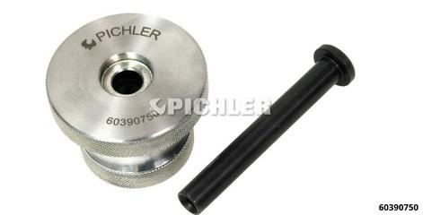 Slide hammer 1350g Inner Thread M10, stroke: 45 mm