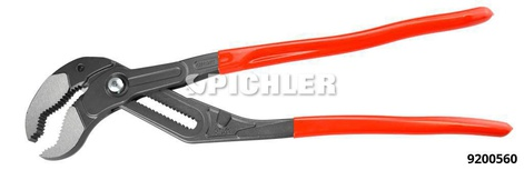 """Wasserpumpenzange KNIPEX Cobra XXL 560 mm lang / 4 1/2"""" / 2750 Gramm"""