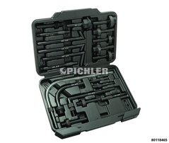 Gear oil filling adapter set 20 pcs.