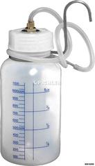 Bremsflüssigkeits - Auffangflasche
