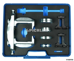 GEN 2 type Wheel Bearing Removal and Installation Kit without Spindle