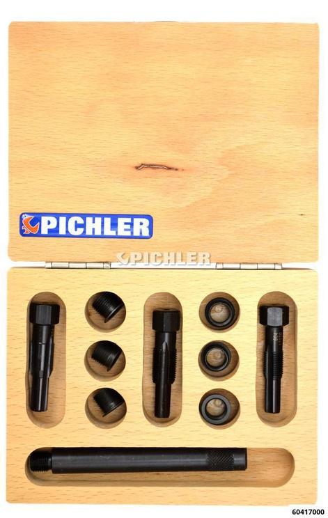 Quickset G für Glühkerzen Buchsen 12 + 19mm lang Mod.D Gewindereparatur M10 x 1