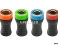 Schraubenhalter magnetisch Set 4-tlg. in verschiedenen Durchmessern als Aufsatz für Schraubendreher und Bits