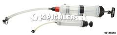 Evacuation/Dispensing Pump Set 1500 ml & 200 ml