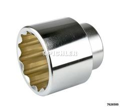 Axle nut socket 65mm twelve-point 1 .. drive