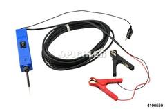 Multi-Funktionsprüflampe +- AZ 173 6-24V  6 Meter Kabel Mod.2 Signalton+Beleuchtung