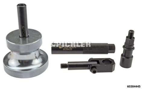 Injektor Demontagesatz Mod.M14 II inklusive 1,35 Kg Schlaghammer für Denso, Delphi Injektoren