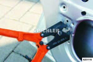 Nietenkopfschneider GROSS für Alu- und Stahlnieten