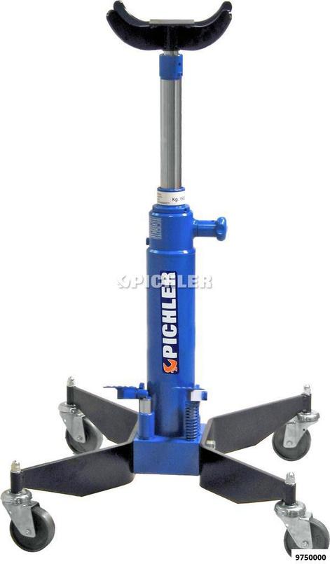 Motor-u.Getriebeheber hydraulisch bis max. 1.500 kg