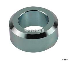 Tube de pression conique Ø33,8 mm