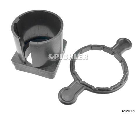 Dieselfiltergehäuse Lösewerkzeug Satz 2-tlg. Halterung+Löseschlüssel für z.B.  OPEL + Fiat Ducato 250