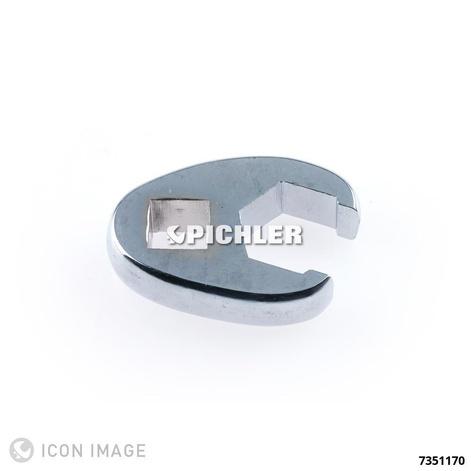 Ringschlüssel offen A 3/8 SW 17